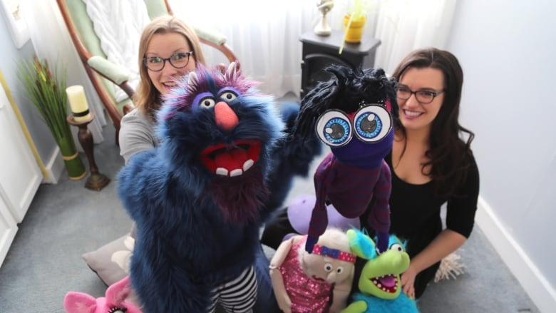 Struggles with being human: How puppets can combat depression